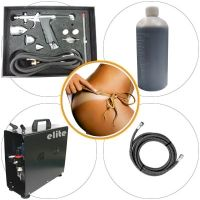 Airbrush Kit 019 Medium Level Tanning