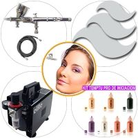 Airbrush Kit 021 Medium Level Make Up