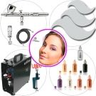 Airbrush Kit 049 Master Make Up