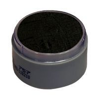 Grimas Water Make Up Black 15ml