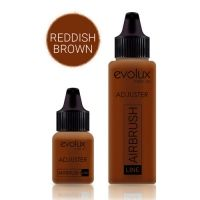 Maquillaje Evolux Ajustador Marron 30ml