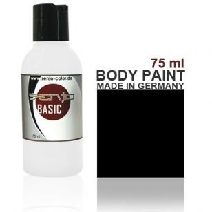 Senjo Body Paint 75ml Negro