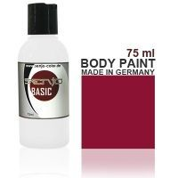 Senjo Body Paint 75ml Rojo Vino