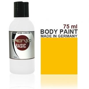 Senjo Body Paint 75ml Amarillo