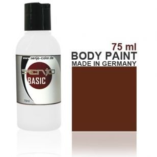 Senjo Body Paint 75ml Marrón Rojizo