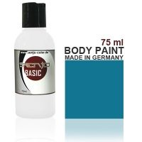 Senjo Body Paint 75ml Azul Caribe