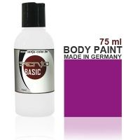 Senjo Body Paint 75ml Violeta Rojo