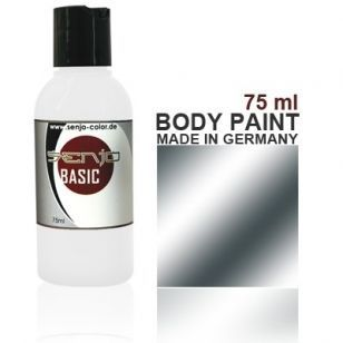 Senjo Body Paint 75ml Plata