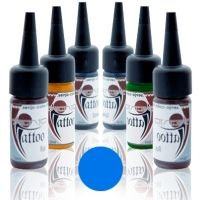 Senjo Tattoo Ink 15ml Azul
