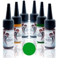 Senjo Tattoo Ink 15ml Verde