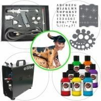 Airbrush Kit 032 Advanced Bodypaint