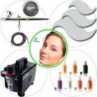 Airbrush Kit 035 Advanced Make Up